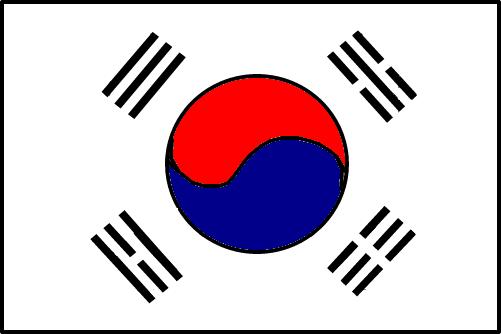 Coreia do Sul - Desenho de ciicerow - Gartic