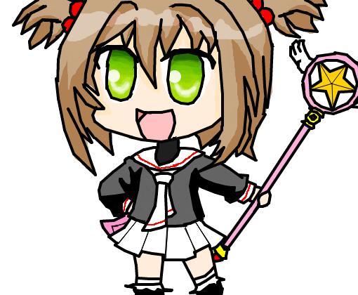 Sakura Card Captors Fail Desenho De Coelhagirl Gartic