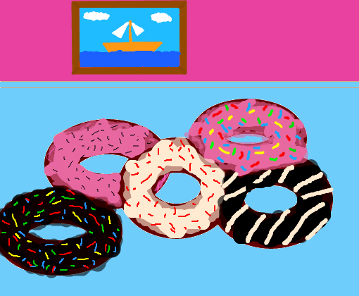 donuts do homer simpsons
