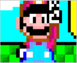 Super Mario World Pixel