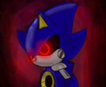 Metal sonic/ para super_sonic_exe