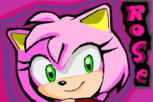 Amy Rose - SONIC