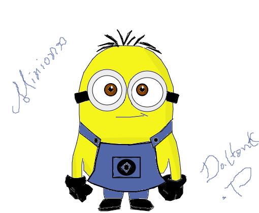 Minions Desenho De Daltonk Gartic
