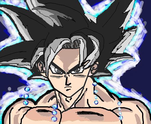 Goku Instinto Superior...G Dragon