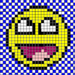 ** Awesome /- Pixel =D**