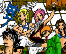 Fairy Tail p/ Mateus_kun
