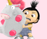 Agnes  (it's so fluffy, im gonna die)