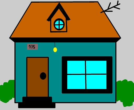 Minha Casa Desenho De Delita Gartic