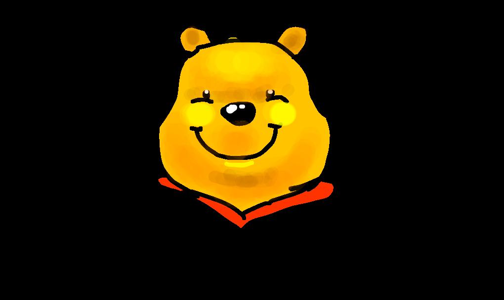 Ursinho Pooh Desenho De Delsnow Gartic