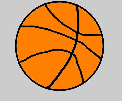 bola de basquete desenho de demoncool gartic