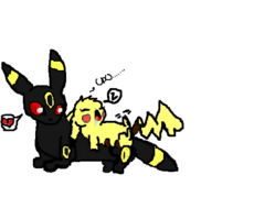 pikachu e umbreon S2