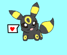 umbreon para umbreon__