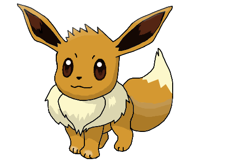 how to draw eevee stages