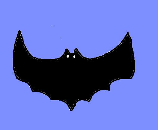 morcego desenho de dinanina13 gartic