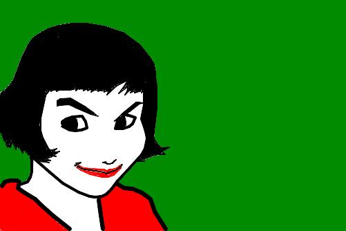 Amelie Poulain Desenho De Dk0 Gartic