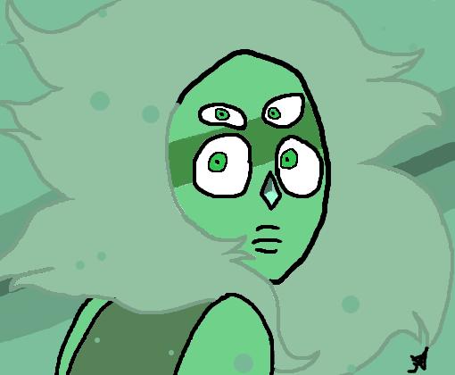 Malachite Steven Universo Desenho De Doridot Gartic