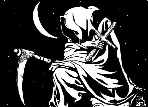 07 ghost 16 la verdad yace en el oscuro abismo donde la luz no puede llegar - 2 7