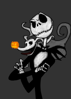 Jack Skeleton Baby Clothes