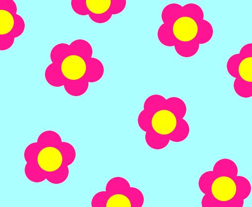 florzinhas desenho de elayne gartic
