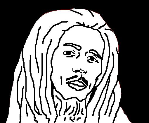 Bob Marley Desenho De Epic Face Gartic Bob Marley Desenho Para Colorir