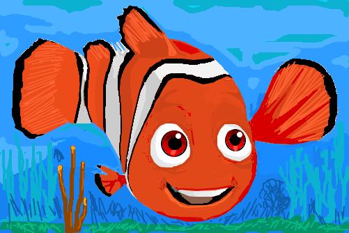 Nemo Desenho De F Cs Gartic
