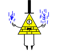 Bill Cipher (Gravity Falls)