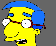 MILHOUSE SIMPSONS