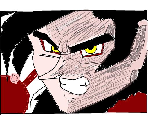 Goku Ssj4 Desenho De Figuera Gartic