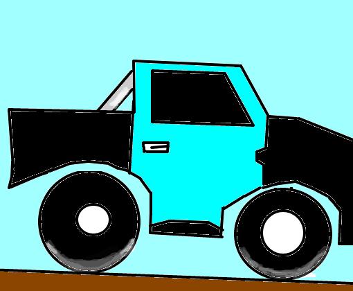 monster truck desenho de flamingfox gartic