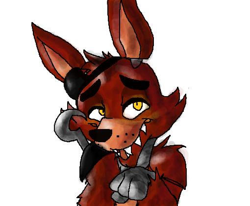 Foxy Desenho De Foxy Thepiratefox Gartic