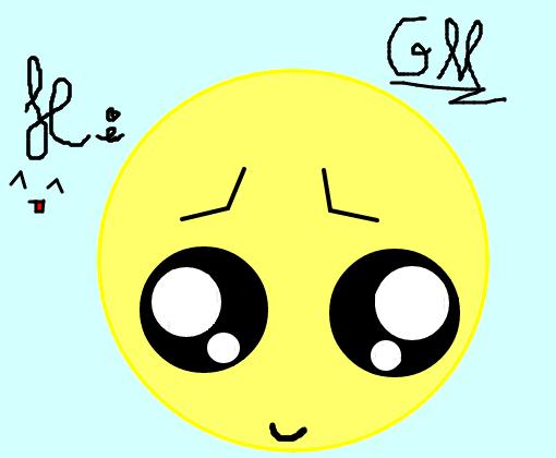 Emoji Carinha Desenho De Gaalatic Gartic