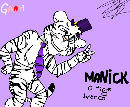 Manick de Five Nights at Manick\'s