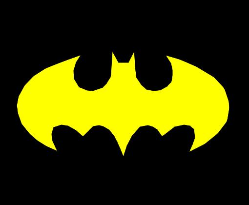 Batman Simbolo Desenho De Gandolfobranco Gartic