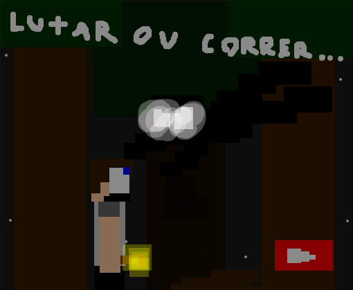 Adventure Craft #3 Lutar ou Correr...