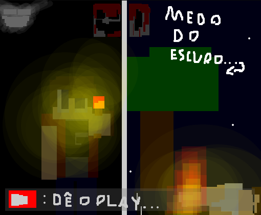 Adventure Craft #4 Medo do Escuro...