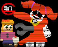 Mini-Game FNaF SL Remasterized