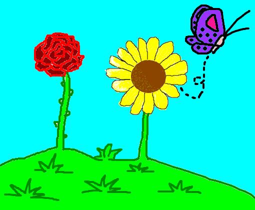 florzinhas desenho de gatosembigode gartic