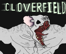 CLOVERFIELD:monster
