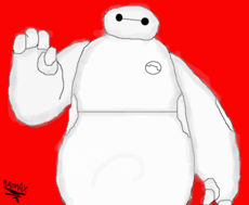 Baymax - BIG HERO