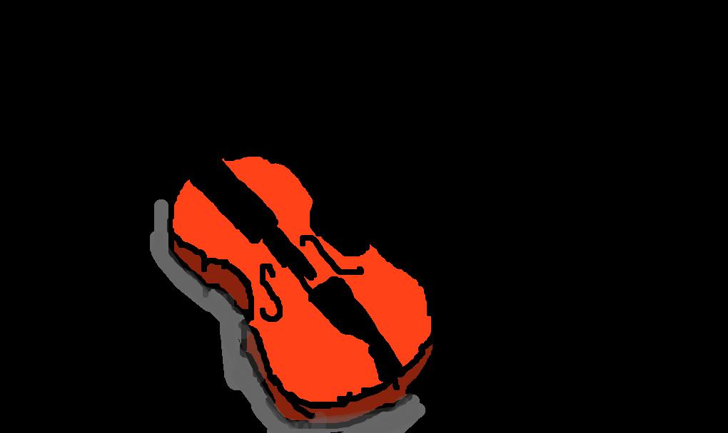 Violino Desenho De Gusttavot Gartic