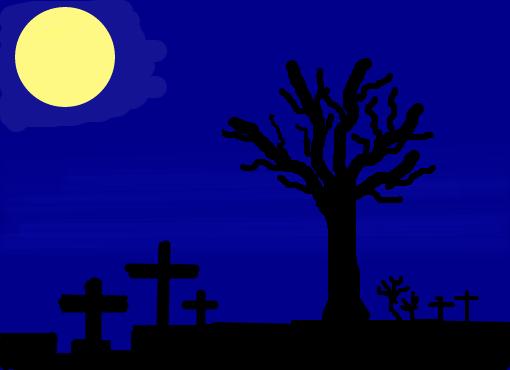 cemitério desenho de heloisa15 gartic