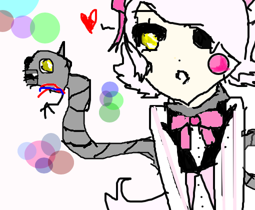 Mangle Anime P/MangleKawaii