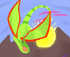 Flygon P/Umbreon__