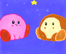 Kirby - Super Star