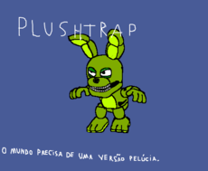 adventure plushtrap