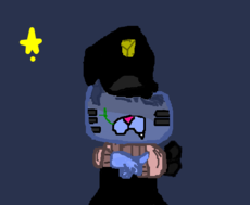 Police Gumball