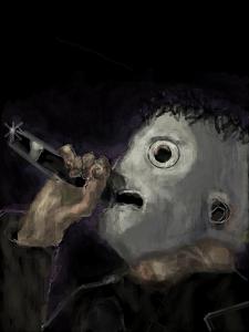 Corey Taylor Desenho De Itach Death Note Gartic