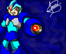 Maverick Hunter X (MegaMan X)