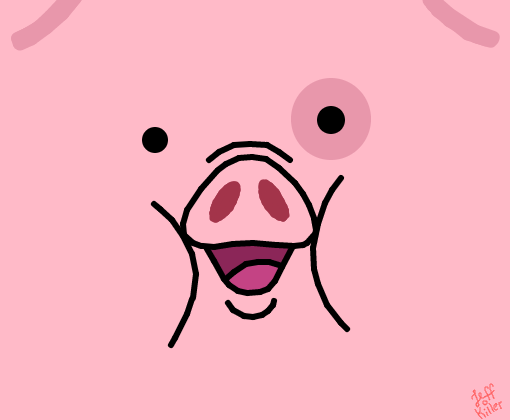 waddles