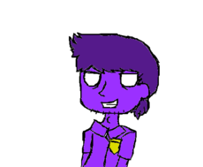 Vincent the Purple Guy